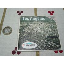 Antiguos Viewmaster Los Angeles California Discos