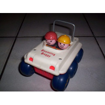 Carro Fisher Price Bouncing Buggy 122 Año 1973 +++