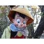 Juguete Estilo Antiguo Pinocho Marioneta Precioso