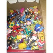 Muñecos De Coleccion De Los De Huevo Kinder