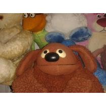 Muppets Vintage Antiguo 1978 Rufo Marioneta No Lililedy