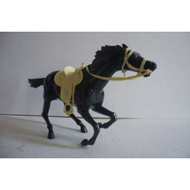 Caballo - Serie Llanero Solitario Copia Plastimarx Marx Toys