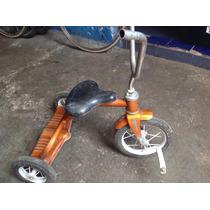 Triciclo Estrella Antiguo