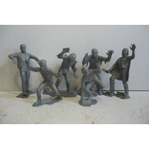 Monstruos Universales - Juguete Copia D Plastimarx Marx Toys