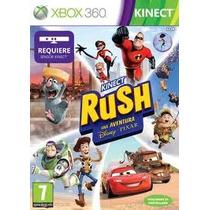 Rush Una Aventura De Disney Kinect Xbox 360 Nuevo