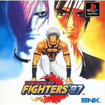 The King Of Fighters 97 Ps1 Japonesa