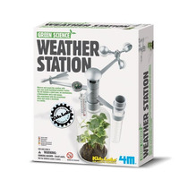 Construye Una Estación Meteorológica Weather Station 6+ 4m