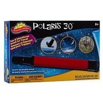 Científico Explorador Polaris Telescopio