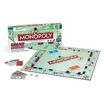 Monopoly Juego De Mesa - Edición Gigante