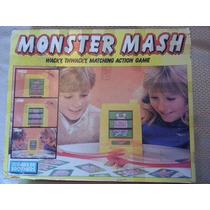 Monster Mash Wacky Thwacky Cartas Pegajoso Juego Juguete