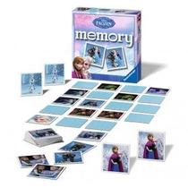 Memory / Memoria Frozen 36 Pares 5+ Ravensburger