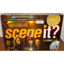 Scene It? Piratas Del Caribe Version Ingles Mattel