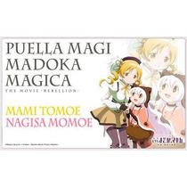 Madoka Magica Mami Nagisa Playmat Anime Japones Chica