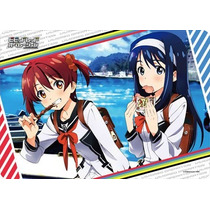 Vividred Operation Akane Aoi Playmat Anime Japones Magic