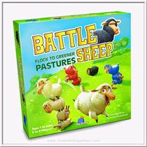 Battle Sheep, Juego De Mesa