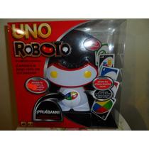 Juego De Mesa Uno Roboto