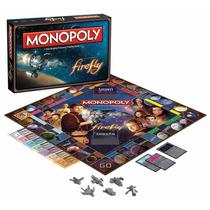 Monopoly Edición Especial Firefly Colección Juego Mesa