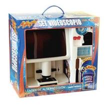 Videoscopio Microscopio Con Pantalla Mi Alegría 6+ Dml