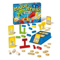 Make N Break Jr / Cálmate Jr Juego De Mesa 5+ Ravensburger