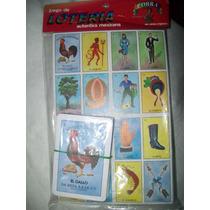 Gcg Juego De Loteria Cobra Con 10 Tablas De Carton