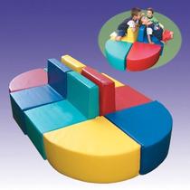 Estación De Descanso De Estimulación Psicomotriz Kids Colors