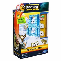 Angry Birds Star Wars Hoth Battle Juego Jenga