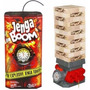 Juegos De Mesa Hasbro Jenga Boom Nuevo