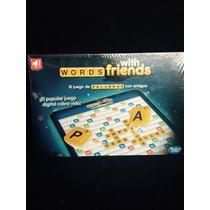With Words Friends (el Juego De Palabras Con Amigos )