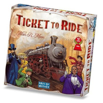 Ticket To Ride, Juego De Mesa