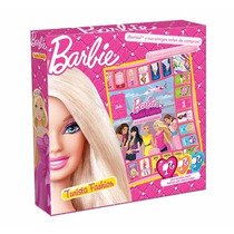 Turista Barbie Novelty Juego Mesa