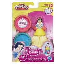 Play-doh Mix N Partido Figura Con Disney Princesa Blancaniev
