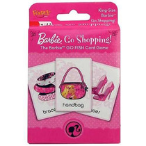 Barbie Juego Go Shopping Cartas Bolsas Zapatos Brazaletes