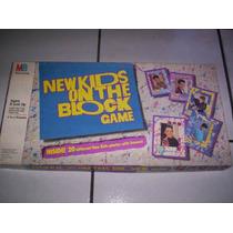 New Kids On The Block Game Milton Bradley Año 1990 +++