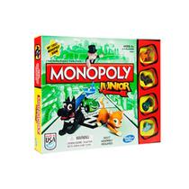 Monopoly Junior Hasbro Juego De Mesa