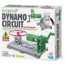 4m Dynamo Circuit Generador Dynamo Elect Cientifico P/armar