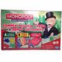 Juego De Mesa Monopoly Banco Electrónico Hasbro Nuevos