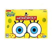 Juego De Monopoly De Bob Esponja Edición