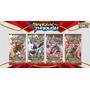 Pokemon Juego De Cartas Tactico 5x Sobres De Expansion