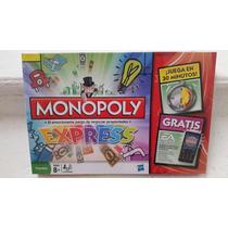 Juguetiness: Monopoly Express Hasbro
