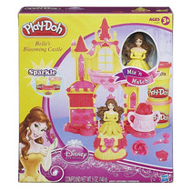 Castillo Blooming De Play-doh Disney Princess Belle