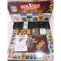 Juego Monopoly Edicion Piratas Caribe Ingles Sin Uso D399