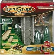 Heroscape Road To The Forgotten Forest + Orms Return Sellado