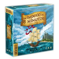 Un Imperio En 8 Minutos - Devir