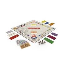 Juego Original De Mesa Monopoly Edicion Vintage Aniversario