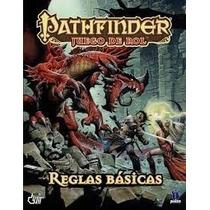 Libro De Rol Pathfinder Reglas Básicas, Marca Devir