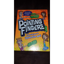 Pointer Fingers De Hasbro