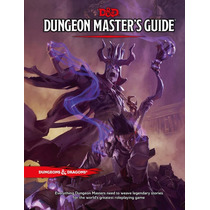 Dungeons And Dragons Dungeon Master Guide D&d 5ed