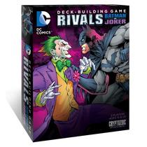 Dc Building Game Rivals Batman Vs The Joker. Juego De Mesa