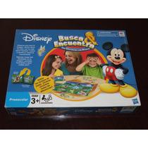Juego Didáctico Disney Busca Encuentra Hasbro