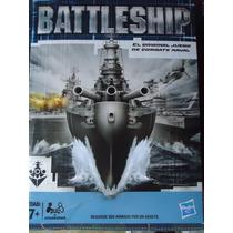 Juego Mesa Battleship, Batalla Naval, +7 Años, 2 Jugadores